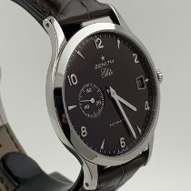Zenith Elite Automatic Date Brown 37MM 01/02.1125.680 -