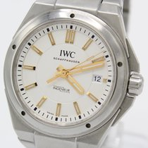 IWC Ingenieur Automatic Сталь 40mm Белый