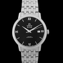 Omega De Ville Prestige Steel 39.5mm Black United States of America, California, San Mateo
