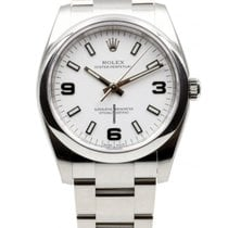 Rolex Oyster Perpetual 34 pre-owned 34mm Steel