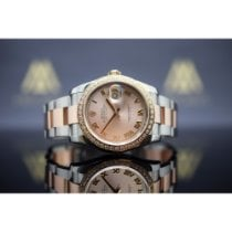 Rolex Gold/Steel 36mm Automatic 116201 pre-owned