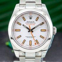 Rolex Milgauss new 40mm Steel