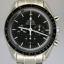 Omega 35705000. Acciaio Speedmaster Professional Moonwatch