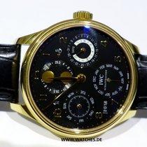IWC IW502119 Rose gold 2006 Portuguese Perpetual Calendar 44.2mm pre-owned