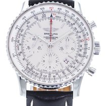 Breitling Navitimer 01 Steel 43mm Silver United States of America, Georgia, Atlanta