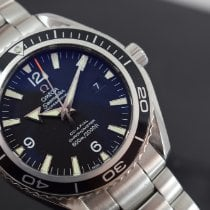 Omega 2200.50.00 Stahl 2009 Seamaster Planet Ocean gebraucht