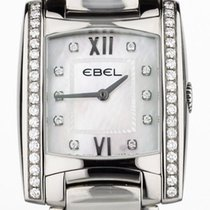 Ebel Brasilia Steel 28mm Mother of pearl United States of America, Illinois, BUFFALO GROVE