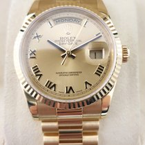Rolex Day-Date 36 118238 2009 pre-owned
