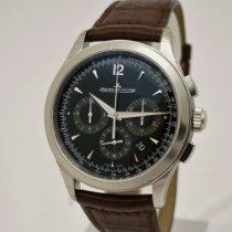 Jaeger-LeCoultre Master Chronograph Acero 40mm Negro