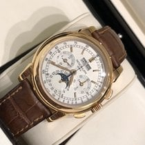 Patek Philippe Perpetual Calendar Chronograph 5970R-001 Very good Rose gold 40mm Manual winding