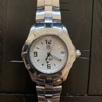 TAG Heuer 2000 Steel 39mm White United States of America, New Jersey, Weehawken