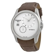 Tissot Couturier neu 2019 Automatik Uhr mit Original-Box und Original-Papieren T0354281603100