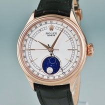 Rolex Cellini Moonphase Roodgoud 39mm