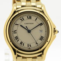 Cartier Cougar 887904 1995 pre-owned