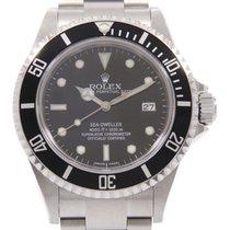 Rolex Sea-Dweller 4000 40mm Černá