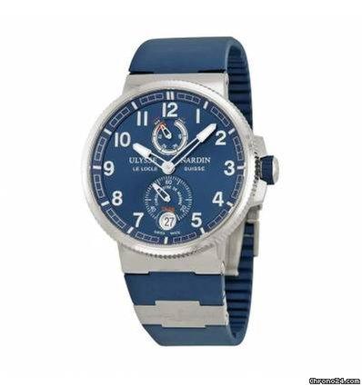 Ulysse Nardin Marine Chronometer Manufacture 1183-126-3/63 2021 new