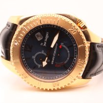 Girard Perregaux Sea Hawk Rose gold Blue United States of America, Pennsylvania, Uniontown