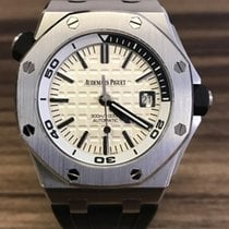 Audemars Piguet Steel 42mm Automatic 15710ST.OO.A002CA.02 pre-owned