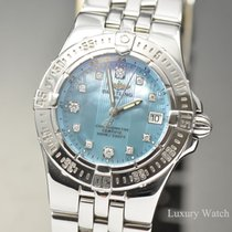 Breitling Starliner Acero 30mm Madreperla Sin cifras
