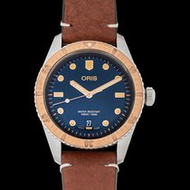 Oris Divers Sixty Five 40.00mm Blue United States of America, California, Burlingame