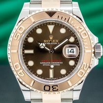 Rolex Yacht-Master 40 40mm Brown Arabic numerals