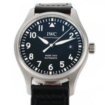IWC IW3270-09 Acero Pilot Mark 40mm usados