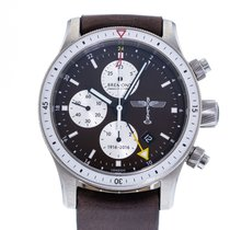 Bremont Boeing Titanium 43mm Brown United States of America, Georgia, Atlanta