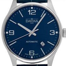 Davosa Gentleman Zeljezo 40mm Plav-modar