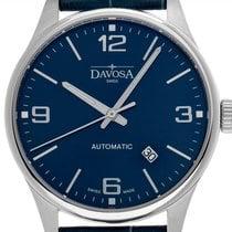 Davosa Gentleman Steel 40mm Blue