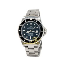 Rolex Submariner SEADWELLER 16600 Black Dial and Bezel
