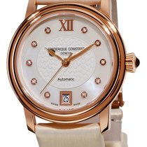 Frederique Constant Ladies Automatic 38mm Mother of pearl United States of America, New York, Brooklyn