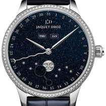 Jaquet-Droz Steel 39mm Automatic Astrale new