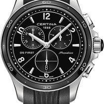 Certina DS First C030.217.17.057.00 Damenchronograph Sehr...
