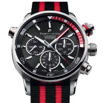 Maurice Lacroix Pontos S new Automatic Watch with original box and original papers PT6018-SS002-330