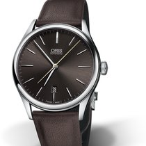 Oris Dexter Gordon Limited Edition Steel 40mm Brown No numerals