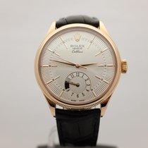 Rolex Cellini Rose Gold 'Dual Time' Ref.50525