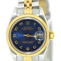 Rolex 69163 1991 Oyster Perpetual Lady Date 26mm pre-owned United States of America, New York, New York