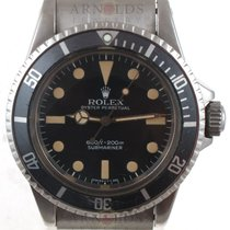Rolex 1977 No Date Submariner Pre Comex Maxi MK 1 Dial