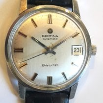 Certina 1970 pre-owned