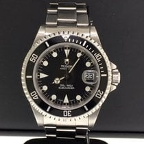 Tudor Submariner Prince Date Vintage 40mm Stainless Steel Ref....