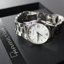 Hamilton Jazzmaster Lady Steel 34mm