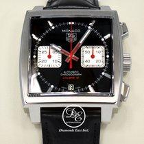TAG Heuer Steve Mcqueen Edition Monaco Chronograph Men Watch...