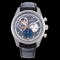 Zenith El Primero Chronomaster Steel Grey United States of America, California, San Mateo