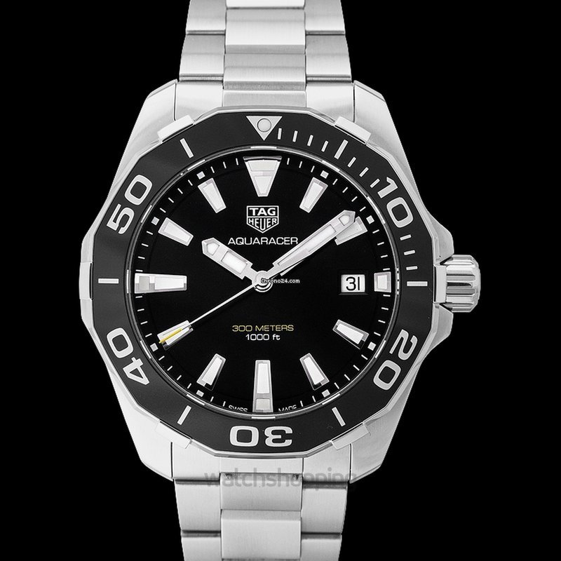 cacc7aad4c5d7 TAG Heuer Aquaracer - all prices for TAG Heuer Aquaracer watches on Chrono24