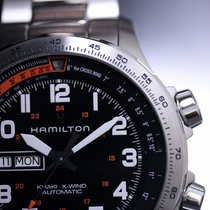 Hamilton Khaki Aviation X-Wind Day Date Automatic #H77755133