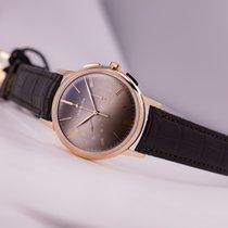 Zenith Elite Chronograph Classic 18kt Rose Gold Fumé Dial