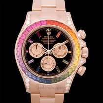 "Rolex Cosmograph Daytona ""Rainbow"" /18k rose gold Ø40mm -..."
