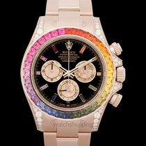 Rolex 116595RBOW Rose gold Daytona new