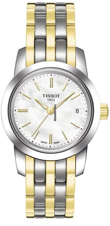9ae5244fecd Tissot Classic Dream - Todos os preços de relógios Tissot Classic Dream na  Chrono24