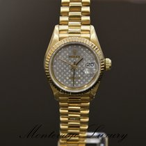 Rolex Yellow gold Automatic 26mm pre-owned Datejust